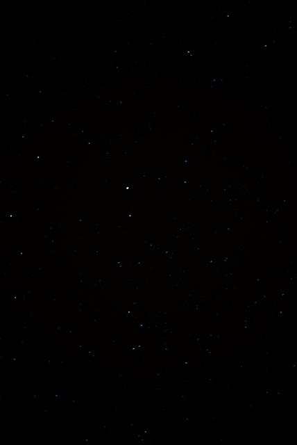 Noch'n Versuch, irgendwelche Sterne - 130313