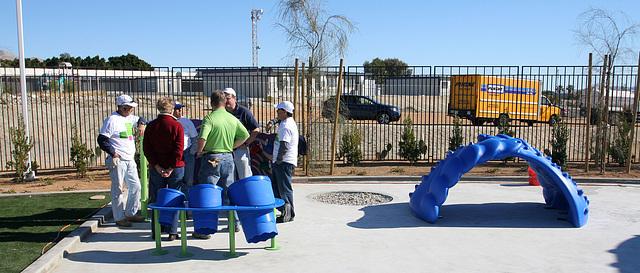 Kaboom Playground Construction (8818)