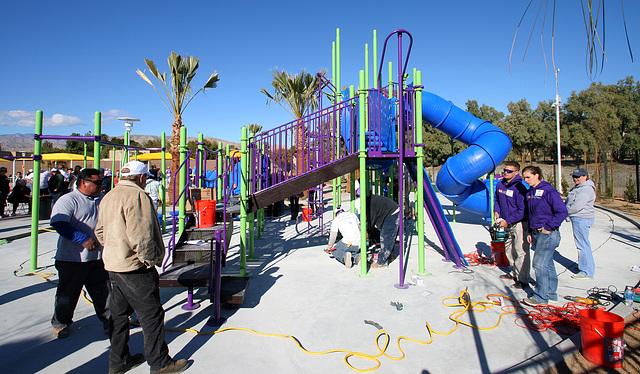 Kaboom Playground Construction (8824)