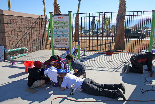 Kaboom Playground Construction (8830)