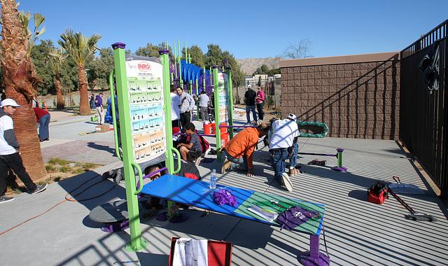 Kaboom Playground Construction (8834)