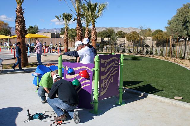 Kaboom Playground Construction (8835)