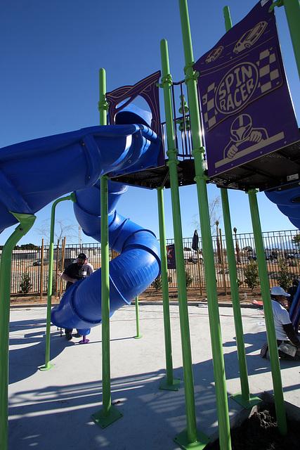 Kaboom Playground Construction (8838)