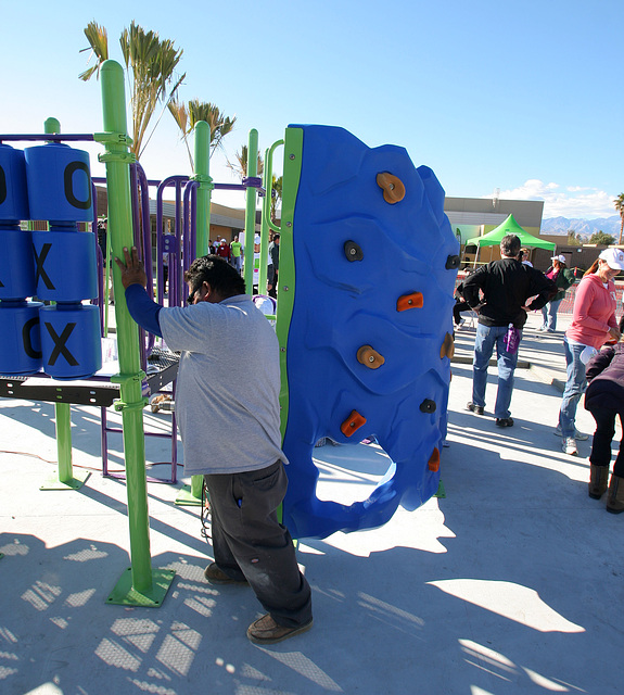 Kaboom Playground Construction (8839)