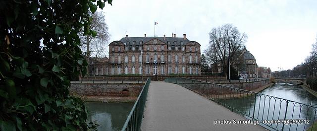 Strasbourg palais Klinglin