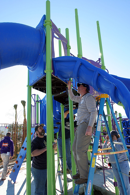 Kaboom Playground Construction (8844)