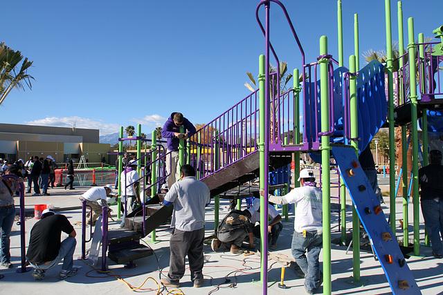 Kaboom Playground Construction (8845)