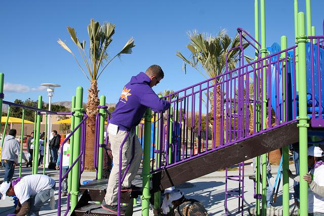 Kaboom Playground Construction (8846)