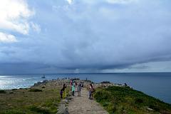 Pointe du Raz 2014 – Rain approaching