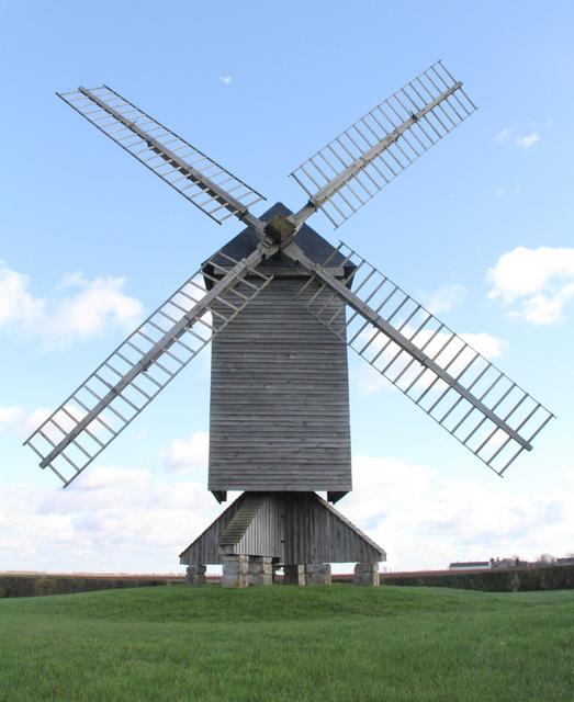"""Moulin de Talcy  """"recadré"""" !"""