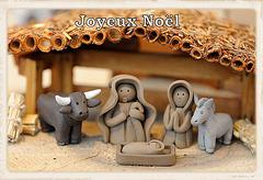Joyeuses fêtes à toutes et à tous ...