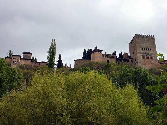 Autour de l'Alhambra 1