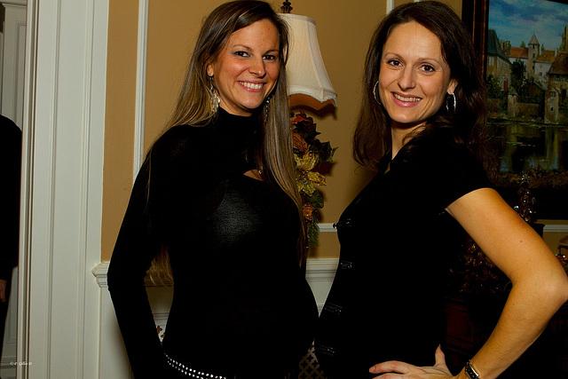 Soeurs et enceintes en même temps
