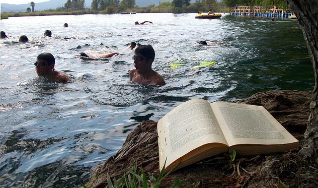 A sumergirse en la lectura