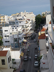 Rhodes, rue Dragoumi