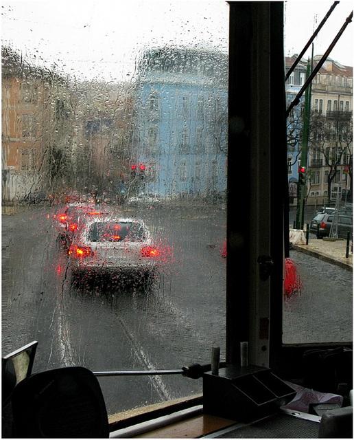 Un jour à Lisbonne....tram. 28...!