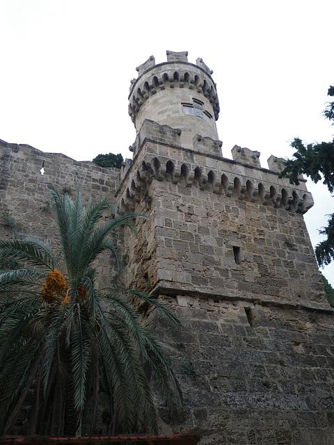 Bastion de la vieille ville.