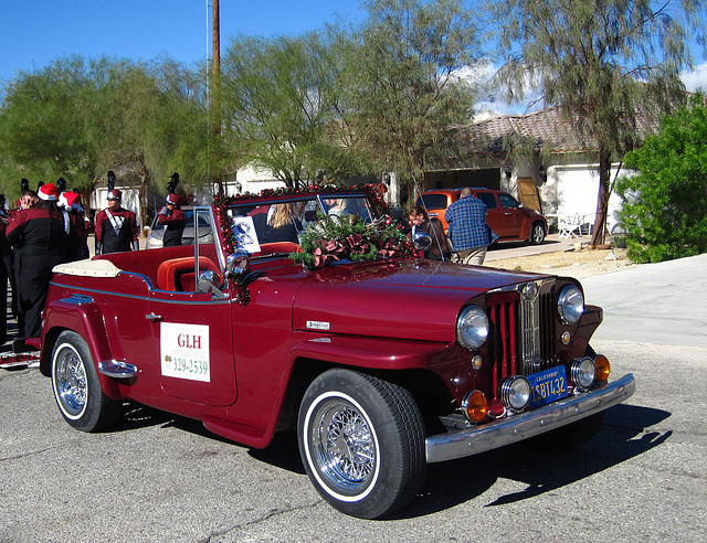 1949 Willys-Overland Jeepster (3969)