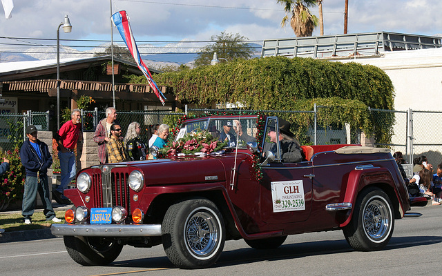 1949 Willys-Overland Jeepster (7563)
