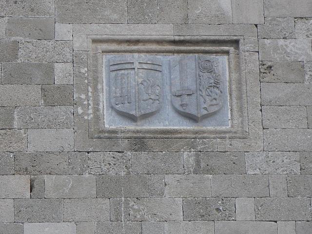 Blason des chevaliers de Saint-Jean de Jérusalem