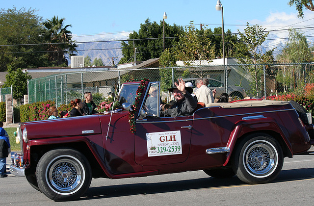 1949 Willys-Overland Jeepster (7565)