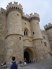 Palais du grand-maître de l'ordre de Saint-Jean de Jérusalem