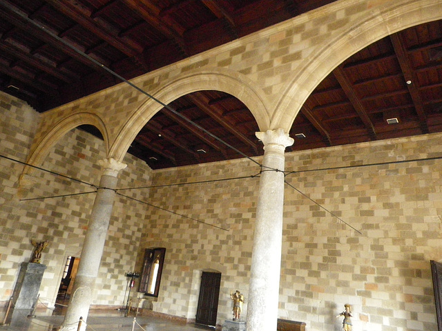 Plafonds du palais