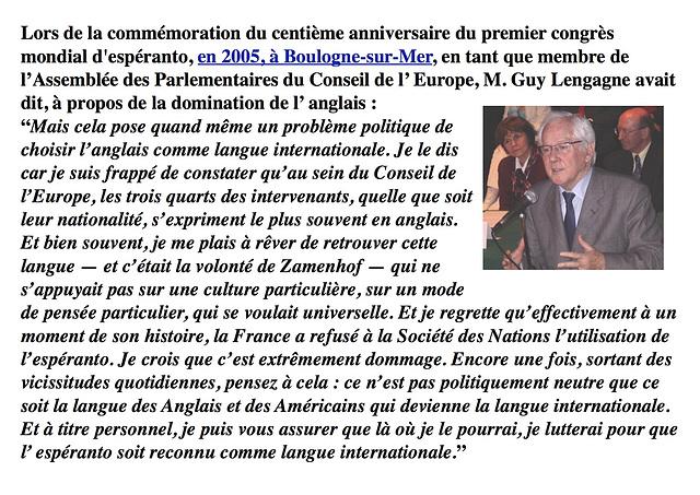 Guy Lengagne, Bulonjo ĉe Maro / Boulogne-sur-Mer, 2005 — FR