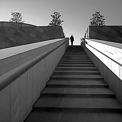 L'escalier - urban solitude