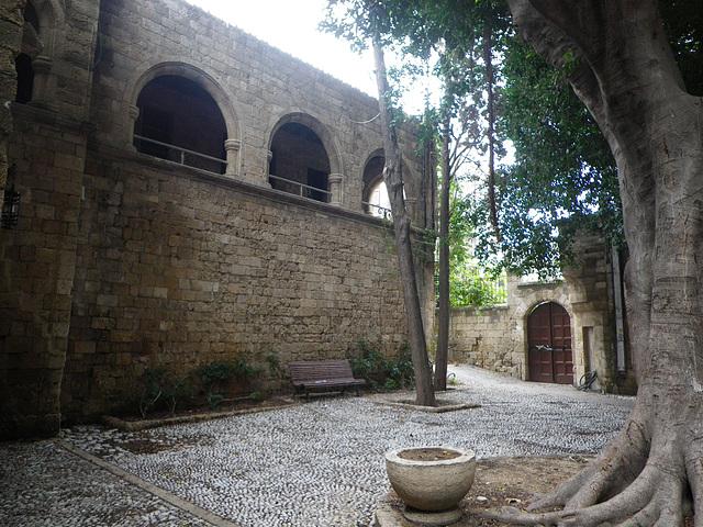 Plaza rhodienne