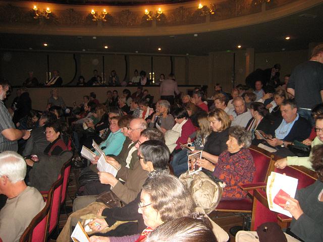 Sortie théâtre à Fontainebleau - George Dandin