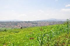 Kigali, el la norda parto