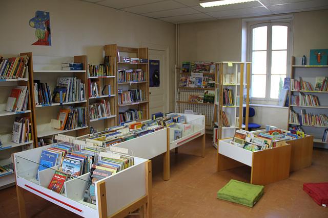 La bibliothèque fait peau neuve  !
