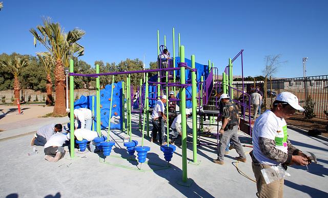 Kaboom Playground Construction (8862)