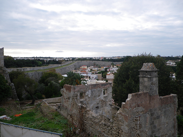 Vue sur la vieille ville, 2