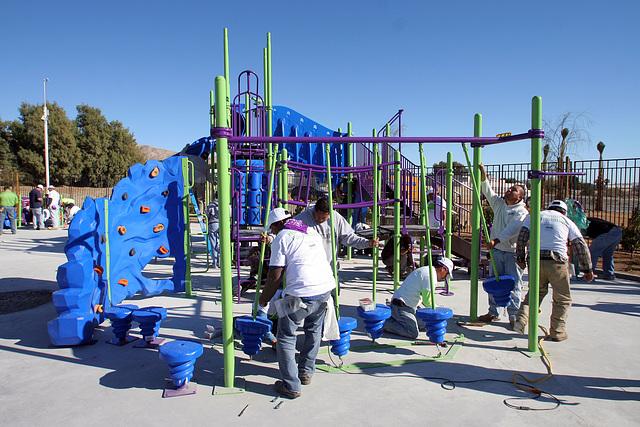 Kaboom Playground Construction (Kaboom Playground Construction (8842)
