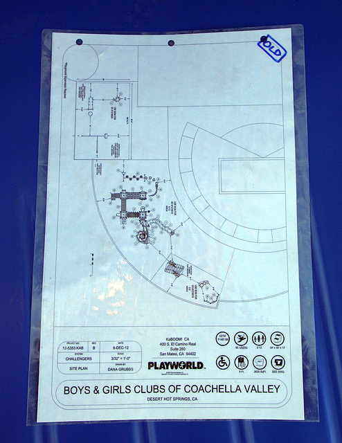 Kaboom Playground Construction Plans (8826)