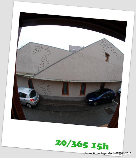 20/01.......de ma fenêtre