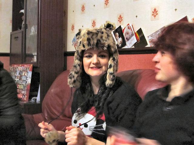 Gemma and Aaron
