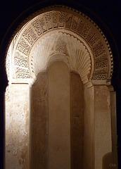 Dans les palais Nasrides