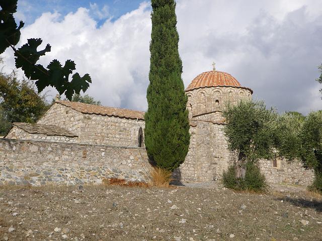 Monastère du mont Tharri (Archange Saint-Michel).
