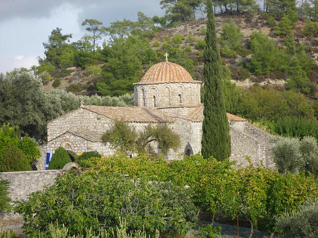 Monastère du mont Tharri 2