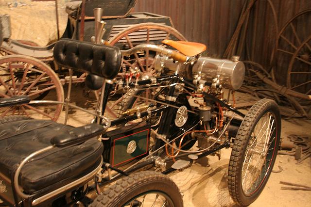 1899 Rochet Quadricycle - Petersen Automotive Museum (7967)