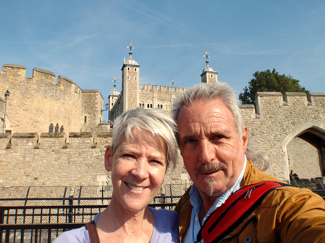 Us at the Tower