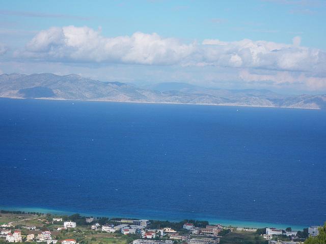 Belvédère de Ialysos : la côte carienne 2