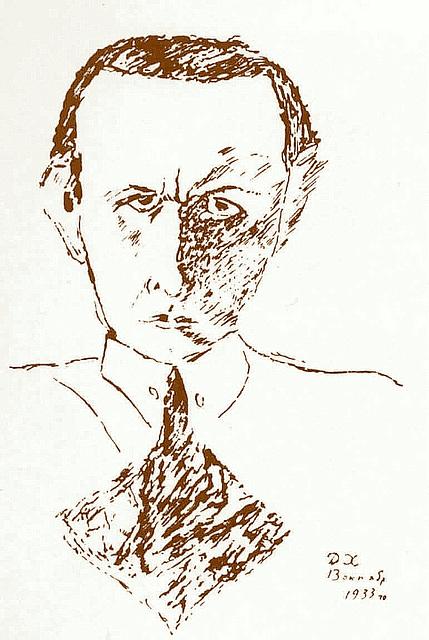 Daniil Charms, rusa verkisto, 1933