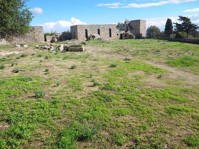 Garnison byzantine de Ialysos