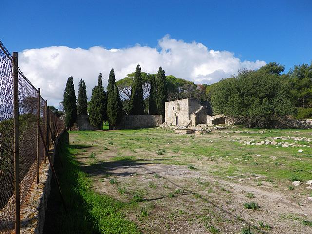 Garnison byzantine de Ialysos 2