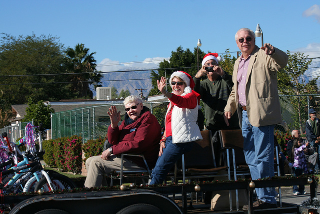 DHS Holiday Parade 2012 - MSWD (7649)