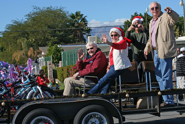 DHS Holiday Parade 2012 - MSWD (7650)